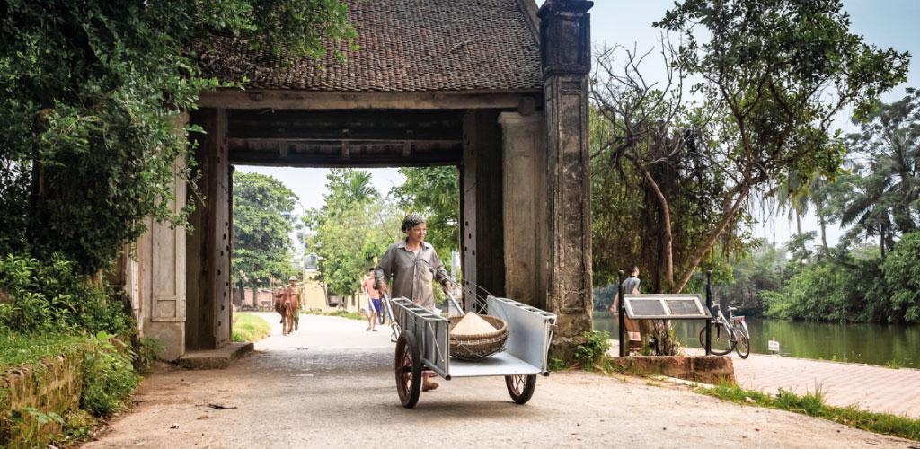 Duong Lam et ses villages typiques du nord du Vietnam