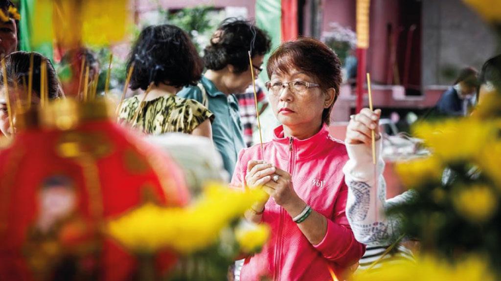 Le Tet, la fête du nouvel an vietnamien