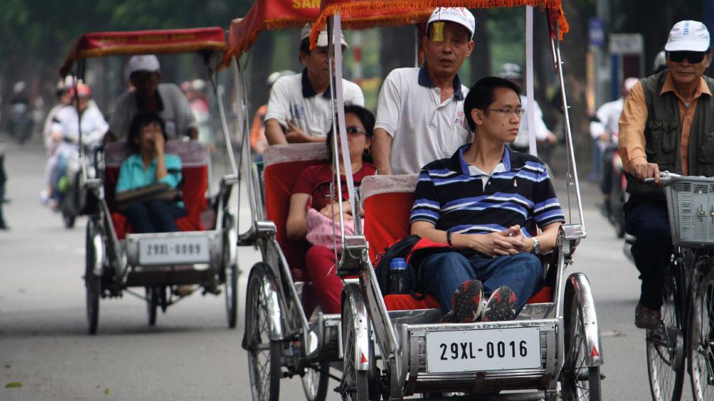 Une journée type à Hanoï