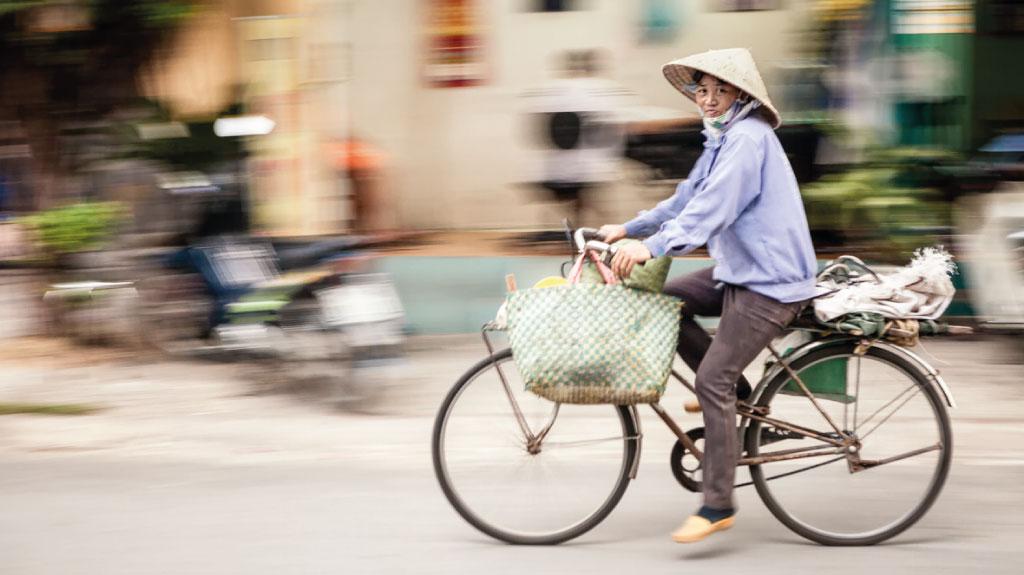 Balades a vélo ou en cyclo au Vietnam