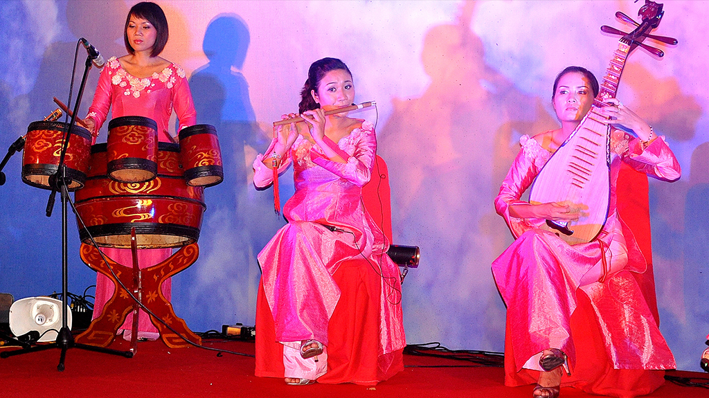 La musique traditionnelle vietnamienne
