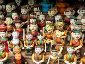 marionnettes vietnam.