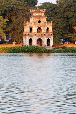 lac parc hanoi.