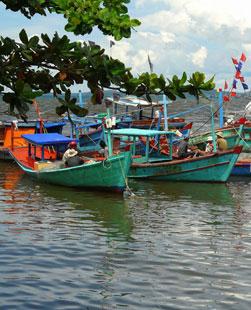 bateaux.