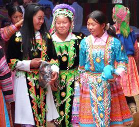 Vietnam Hmong.