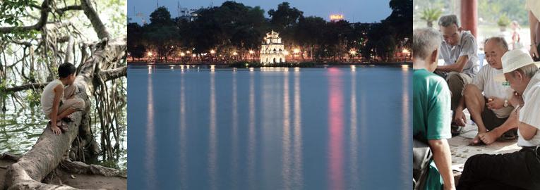 Hôtels à Ha Noi au Vietnam.
