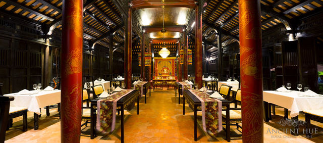 Restaurant vietnamien.